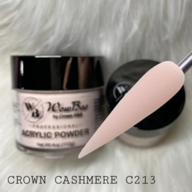 WowBao Nails acryl poeder shimmer 213 Crown Cashmere 56g