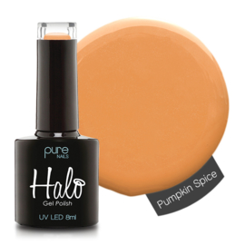 Halo Gelpolish Pumpkin Spice 8ml