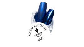 Victoria Vynn Metallic Dust 22 Blue