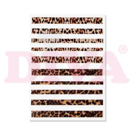 Diva nagelsticker luipaard 501