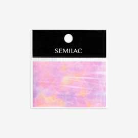 Semilac transfer folie 11 Pink Marble