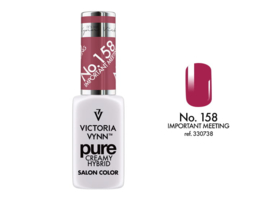 Victoria Vynn Pure Gelpolish 158 Important Meeting