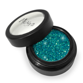Moyra Glitter Powder 25 Blauw