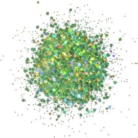 Cosmic Shimmer Holographic Glitterbitz Spring Fever 25ml