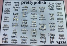 Pretty Polish | Slider | Waterdecal M336