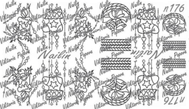 Nailin N176 Kerst