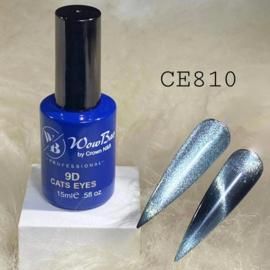 WowBao Nails Cat Eye Gelpolish CE810 15ml