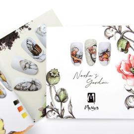 Moyra Norka's Garden Inspiration Book