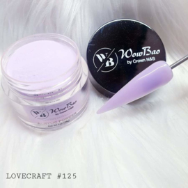 WowBao Nails acryl poeder nr 125 Lovecraft 28g