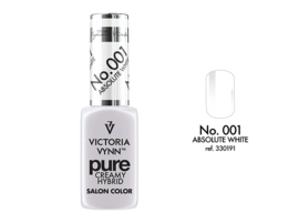 Victoria Vynn Pure Gelpolish 001 Absolute White