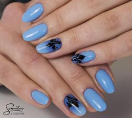 Semilac gelpolish 084 Denim Blue 7ml