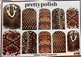 Pretty Polish | Slider | Waterdecal 698