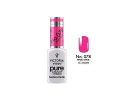 Victoria Vynn Pure Gelpolish 078 Pinky Pink