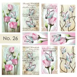 Moyra Water Transfer Nailart Sticker 26