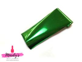 Transfer folie Metallic Green 07