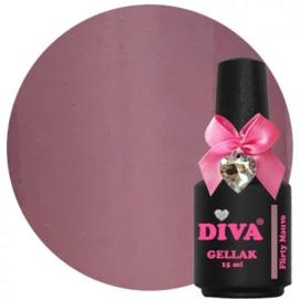 Diva Gellak Flirty Mauve 15 ml