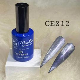 WowBao Nails Cat Eye Gelpolish CE812 15ml