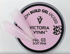Victoria Vynn Buildergel 03 Soft Pink 15 ml