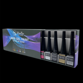 WowBao Nails Liner gel Paint Set