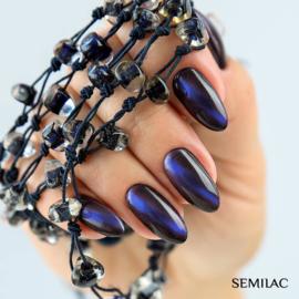 Semilac Cat Eye gelpolish Blue 613