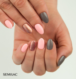 Semilac gelpolish 017 Grey 7ml
