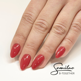 Semilac gelpolish 068 Delicate Red 7ml