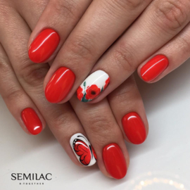 Semilac gelpolish 039 Sexy Red 7ml