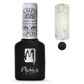 Moyra Stempel Folie Gelpolish fgp Black