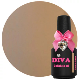Diva Gellak Perfect Taupe 15 ml