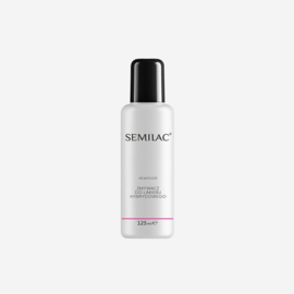 Semilac gelpolish  remover 125ml