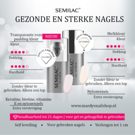 Semilac gelpolish care base 11ml