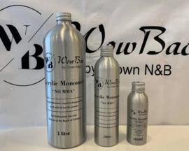 WowBao Nails acryl liquid monomer 250ml