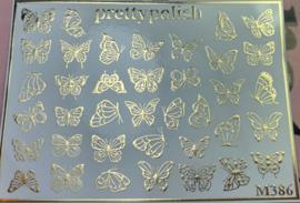 Pretty Polish | Slider | Waterdecal M386