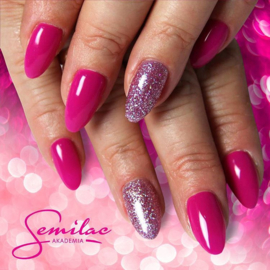 Semilac gelpolish 109 Miss Of The World 7ml