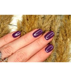Semilac gelpolish 014 Dark Violet Dreams 7ml