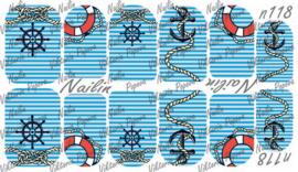 Nailin N118 zomer