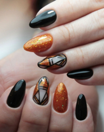 Semilac gelpolish 031 Black Diamond 7ml