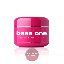 Silcare base one Cover Dark gel 50g