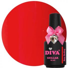 Diva Gellak Sexy Darling 15 ml