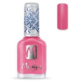 Moyra Stempel Nagellak sp01 pink