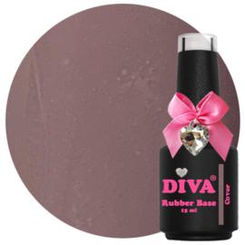 Diva Gellak Rubber Basecoat Cover 15 ml