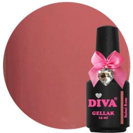 Diva Gellak Rebel Rose 15 ml