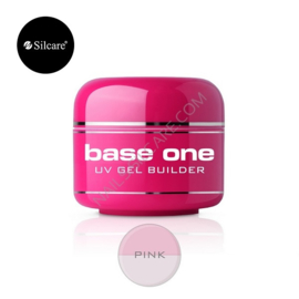 Silcare base one Pink gel 50g