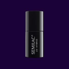 Semilac gelpolish 089 Black Plum 7ml