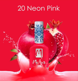 Moyra Stempel Nagellak sp20 neon pink