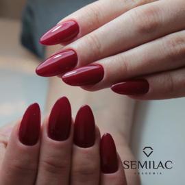 Semilac gelpolish 028 Classic Wine 7ml