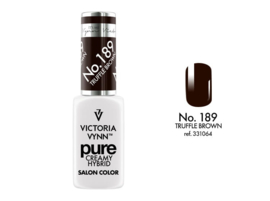Victoria Vynn Pure Gelpolish 189 Truffle Brown