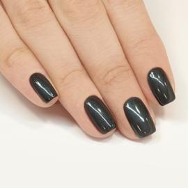 Semilac gelpolish 108 Metallic Black 7ml