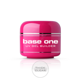 Silcare base one Thick Clear gel 30g