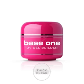 Silcare base one Thick Clear gel 15g